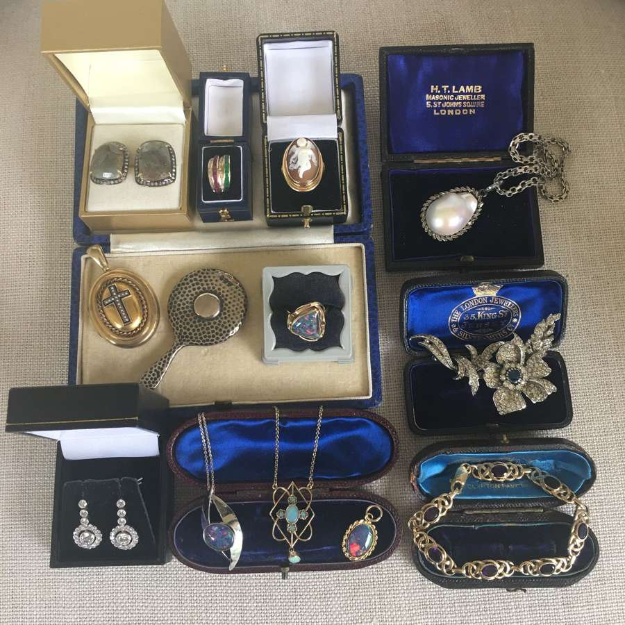 Jewellery Flatlays