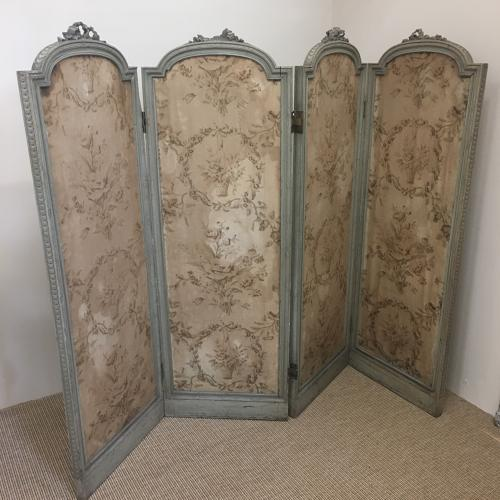 18th century French screen