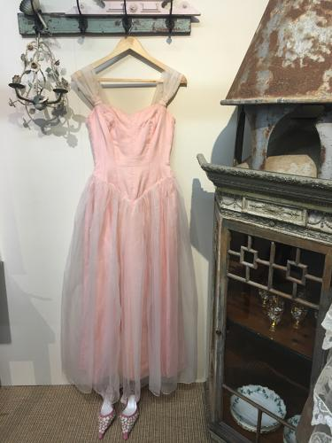 1950s evening/prom dress by Jonell