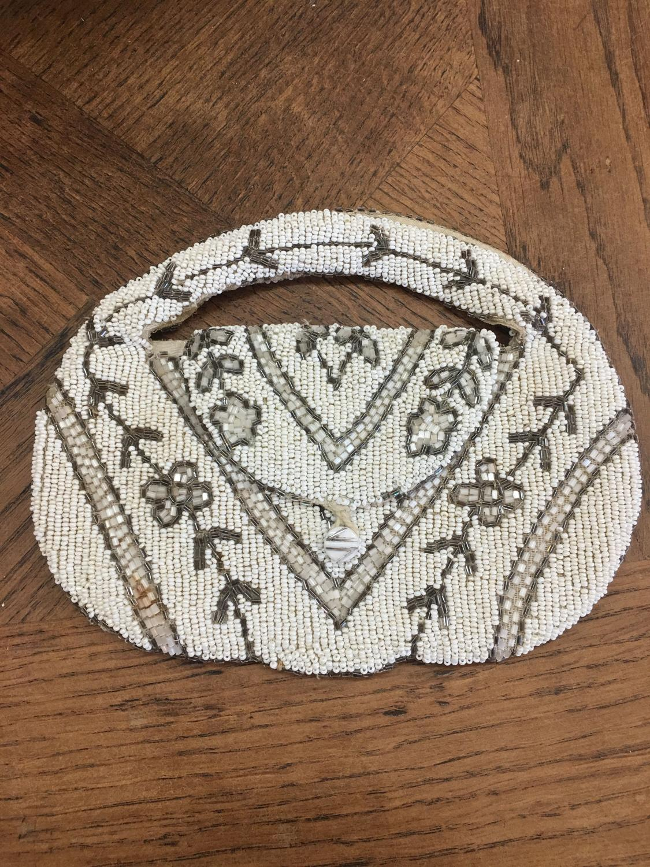 1930s beaded handbag