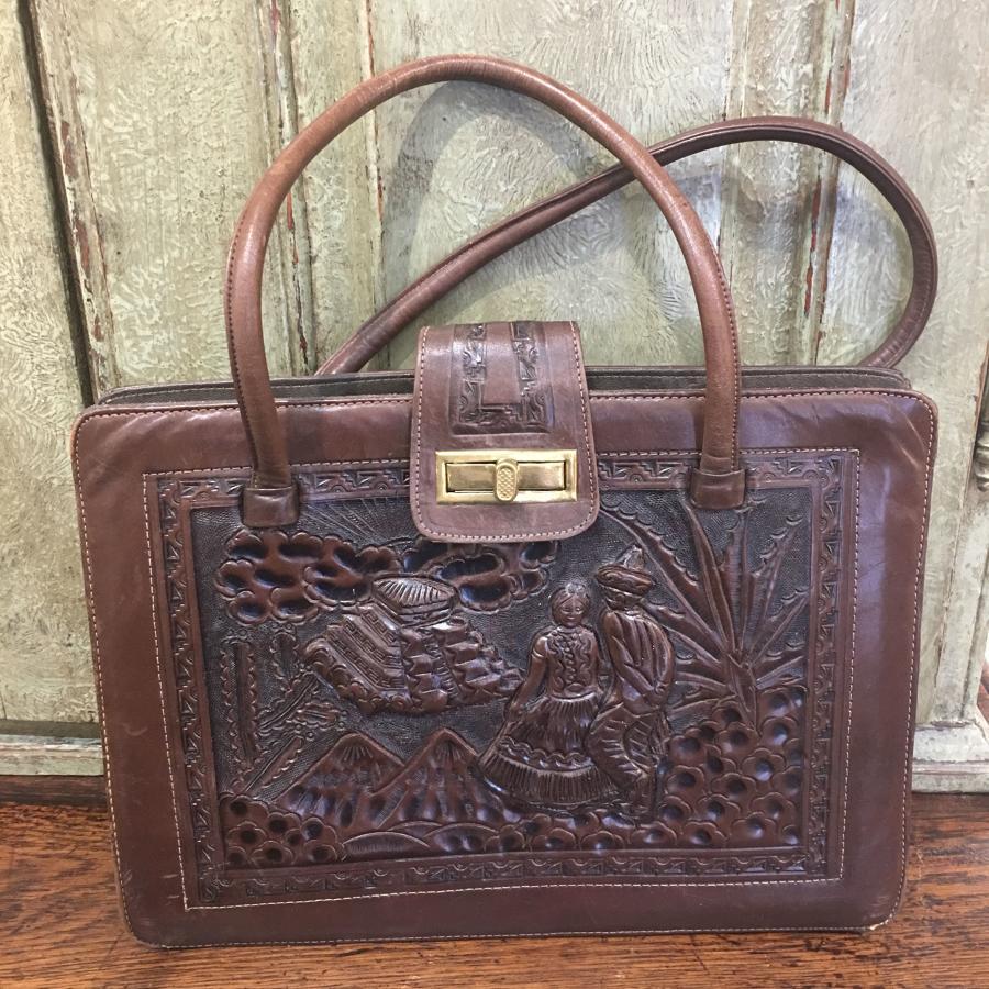 1950s Mexican handbag