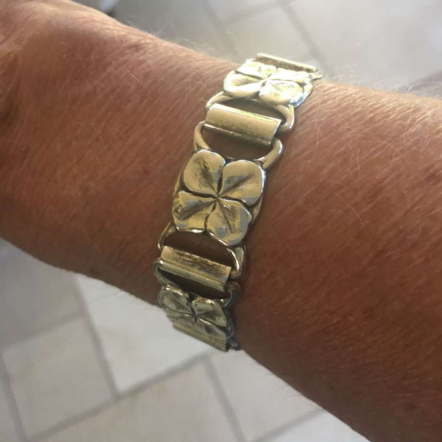 Danish design bracelet by Carl Brumberg Hansen 20th Century