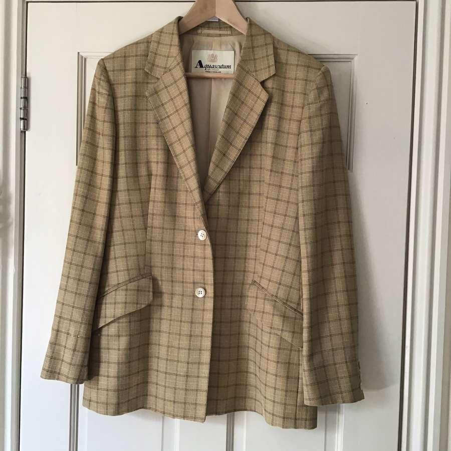 Vintage Aquascutum jacket UK size 14