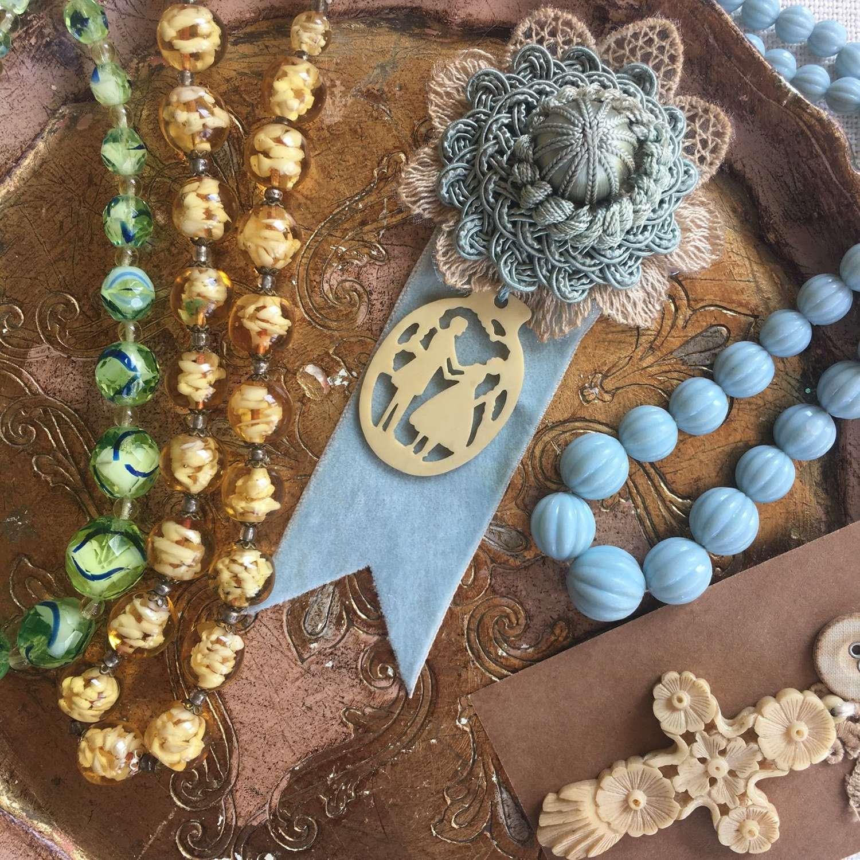 Jewellery flatlay 7