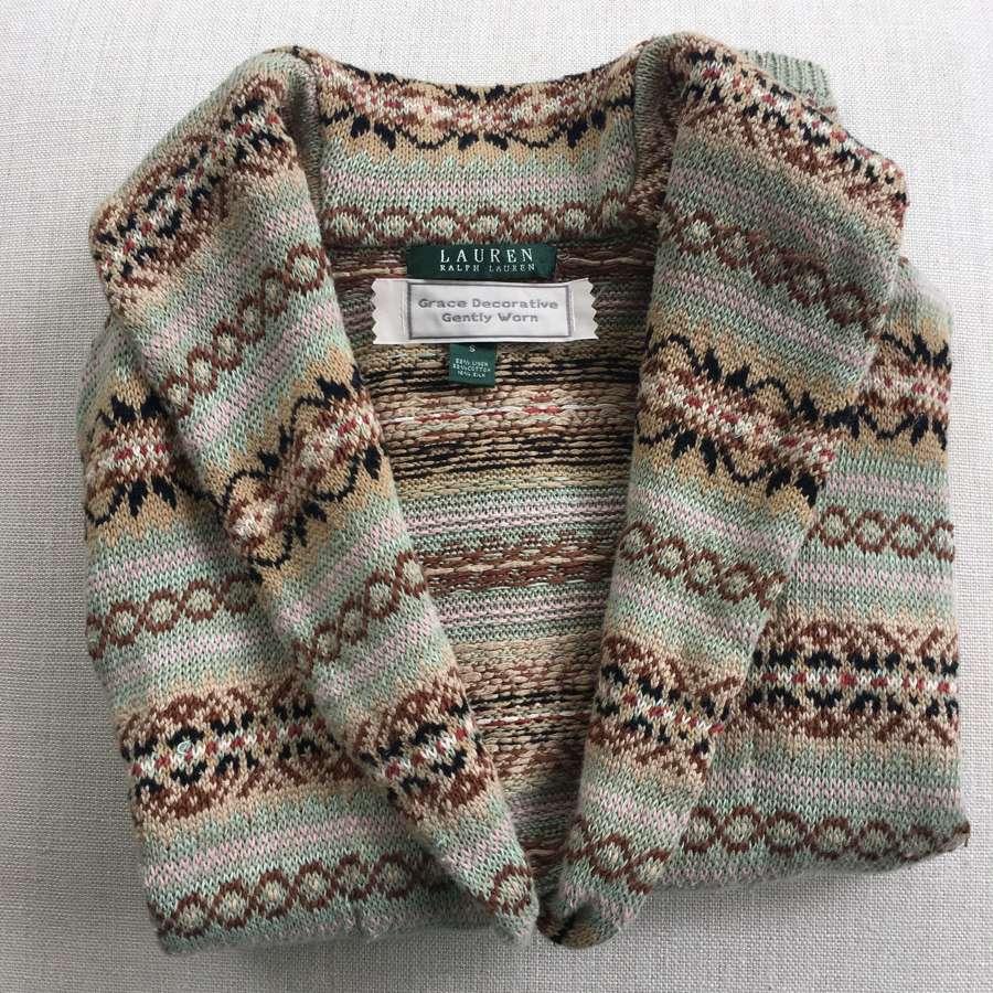 Vintage Ralph Lauren waistcoat